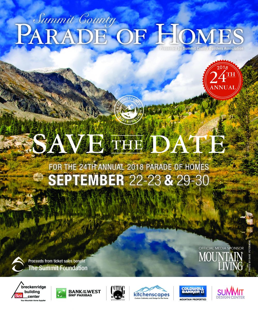 Summit County Builders Association Parade Of Homes
